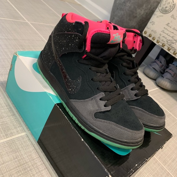 best service ddddd b5cd8 Nike Dunk High Premium SB Northern Lights. M 5c8d4630d6dc52f8dd854060